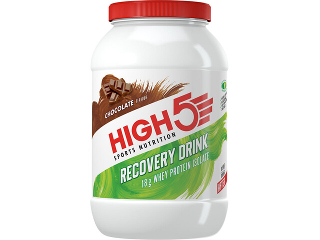 High5 Recovery Drink Tub 1,6kg, Chocolate